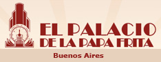 Publicidad El Palacio de la Papa Frita