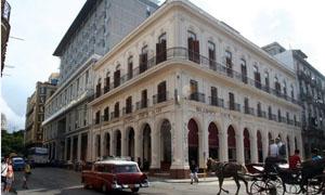 En la casa donde residió Curros Enríquez estaba el Sloppy Joes Bar, uno de los más famosos del mundo en la primera mitad del siglo XX, propiedad del gallego José López.