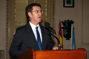 Galicia, acción exterior y Emigración