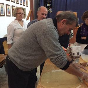 El centro asturiano de alicante celebr en sus - Cursos cocina asturias ...