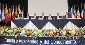 Santiago congregará a 500 expertos en la II Cumbre Académica y del Conocimiento - Cronicas de la Emigracion